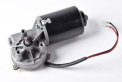 High Torque 24V 50 RPM DC Electric Right Angle Reversible Electric Gear Motor