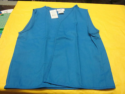 Daisy Girl Scouts Vest Size S/m 7-8 / 10-12 New