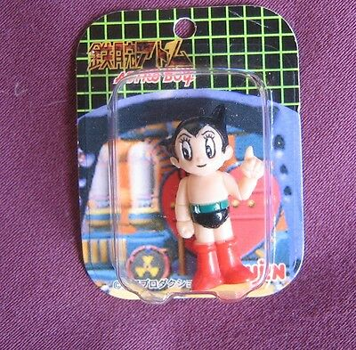 Miniature Astro Boy figure in original box