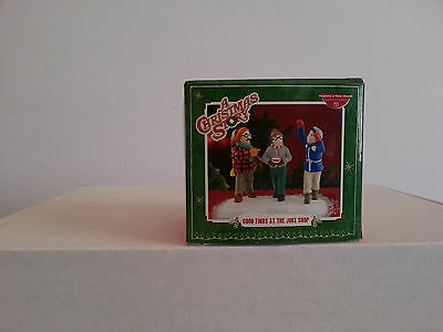 Dept/Department 56-A Christmas Story -Good Finds at The Joke Shop-2010