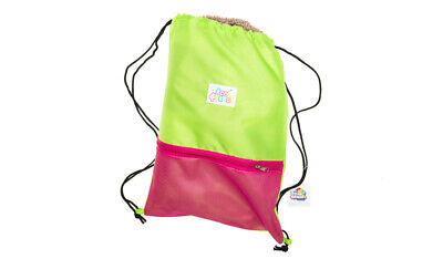 Kids School Library Bag,  Swimming Bag,  Drawstring Bag, School Sack,  2 Kool 4