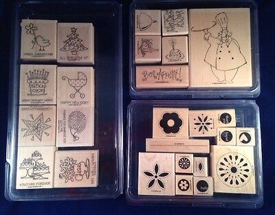 Stampin Up Stamps Sets