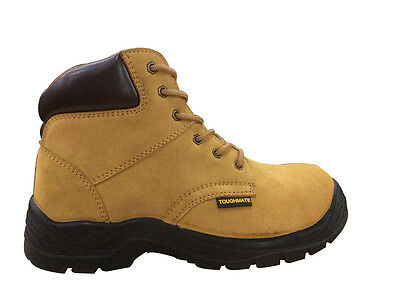 TOUGHMATE Work Boots, Steel Toe Cap Safety, Australian Standard, FREE POST!