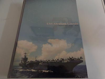 USS Abraham Lincoln 2010-11 Cruisebook
