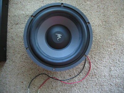 "Focal 11"" Subwoofer Driver Unit Polyglass"