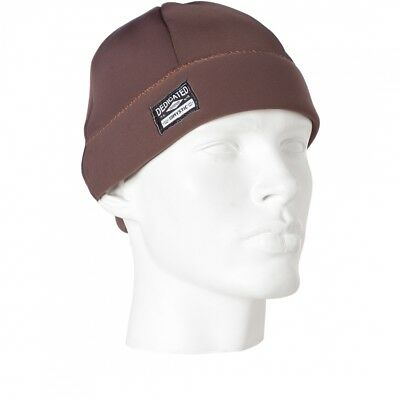 Mystic Neoprene Kitesurfing 2mm Beanie 2016 - Brown