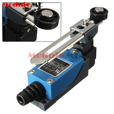 Momentary Adjustable Rotary Roller Limit Switch for CNC Mill Plasma ME-8108 UK