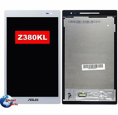 Completo Touch + display LCD Bianco Asus ZENPAD 8 Z380KL 1B029A