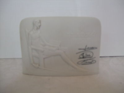 Lladro Plaque 7601 Collectors Society Limited Edition Retired