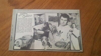 Lewis Collins Bodie The Professionals Article / Interview