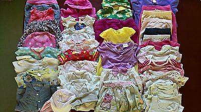 Massive Bundle Of Baby Girl Clothes - 12 - 18 Months - Bundle 1 - 40 Items