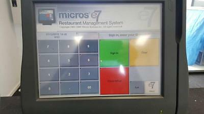 Restaurant/Cafe Touch Complete Point of Sale System