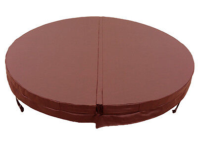 """72"""" Deluxe Hot Tub Cover with Heat Lock 6ft 1830mm"""