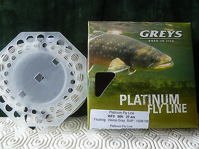 Greys Platinum All Weights (Wf3,4,5,6,7,8,9 And 10) Floating Line