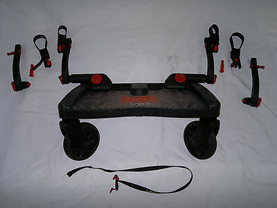 LASCAL MAXI Buggy board with extras Uncut Fittings