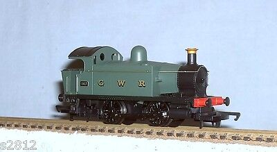 New Hornby Oo Great Western Gwr 0-4-0 Tank Locomotive - New Version - 167