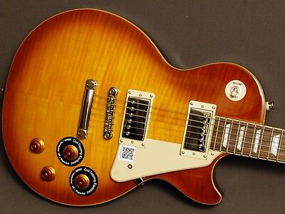Epiphone Les Paul Standard Plus Top PRO Honey Burst