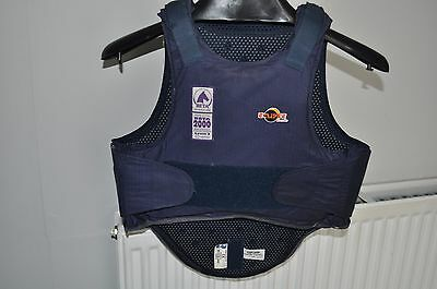 Childs Eclipse Event Air Body Protector Size Large Horse Riding Kids Beta Level3