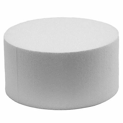 """Round Cake Dummy Set of 1 of each 9"""", 11"""" and 13"""" - 3"""" High - Free P&P"""