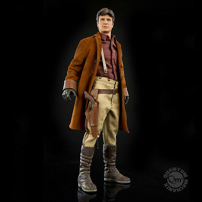 QMx Firefly Malcolm Reynolds 1:6 Articulated Figure