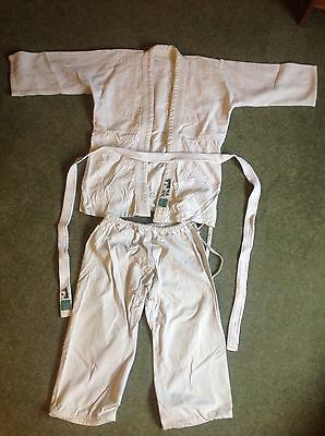 Judo (or karate) Suit For Child Approx 6-9 Years Old