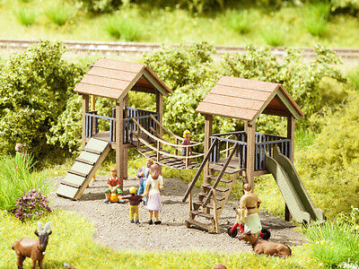 Noch Laser Cut Minis Adventure Playground 14367 HO Scale (Suit OO also)