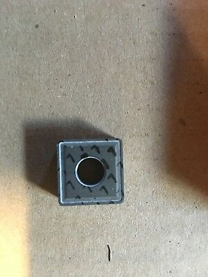 10 Carboloy 3/4 inch Square Carbide inserts