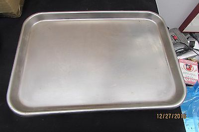 VOLLRATH 80130 Medical STAINLESS STEEL Instrument TRAY Doctor Dental SURGICAL