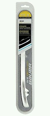 NEW Bauer Tuuk LS 2.1 Power Stride Pair of Stainless Steel Runners 272 mm size 8