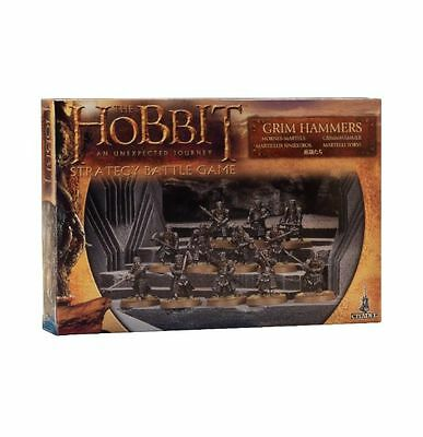 Grimm Hammers - The Hobbit Lord Of The Rings Lotr - Games Workshop