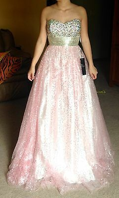 Alyce Paris Pink Ball Gown