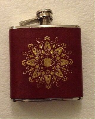 Stainless Steel 5oz Hip Flask Hipflask