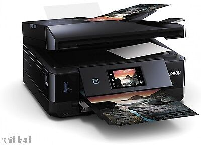 Multifunzione inkjet Epson Expression photo xp-860 C11CD95402 Stampante A4 5760