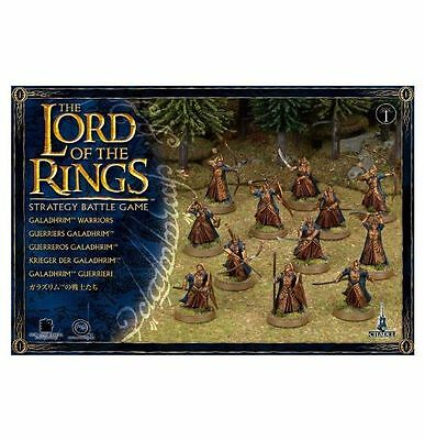 Galadhrim Warriors - The Hobbit Lord Of The Rings Lotr - Games Workshop