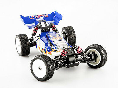 LC RACING EMB -1H BUGGY 1:16 Brushless kit + 2 BATTERIE