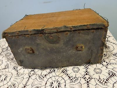 Antique Wood Box Crate Walter Baker & Co. Chocolate Paris Exposition 1900