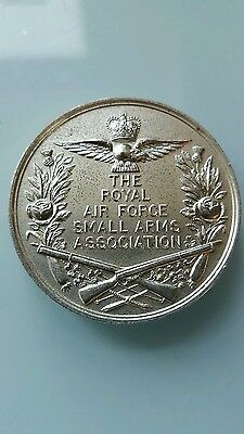 The Royal Air Force Small Arms Association. medallion