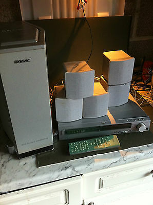 Sony DAV-S500 Home Theater System