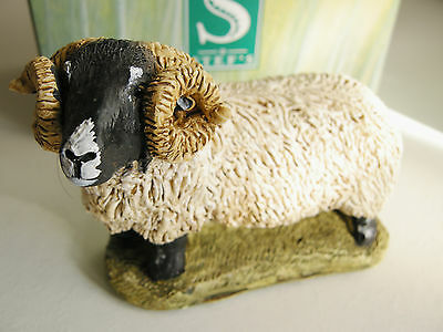 Ram - By Stef Ottevanger - Hand Painted & Made In England