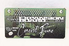 Roland SRX-02 expansion board, Concert Piano
