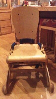 RIFTON SPECIAL NEEDS Child Youth Positioning Pediatric Seat