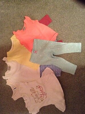 Selection Of Girls Clothes 12~18 Month