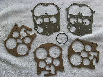 Gaskets for Rochester 4 barrel Carburetor