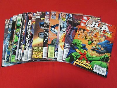 Backstock Blowout - Jla Lot Of 25 Comics No Repeats Huge Discount