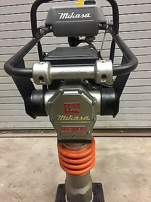 Multiquip Mikasa MT-60HS Tamper Gas Jumping Jack / Reconditioned/ Used