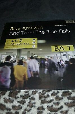 Blue Amazon And Then The Rain Galls 12 Inch Vinyl