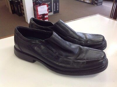 Clarks Men's Leather Loafers Size 10.5M