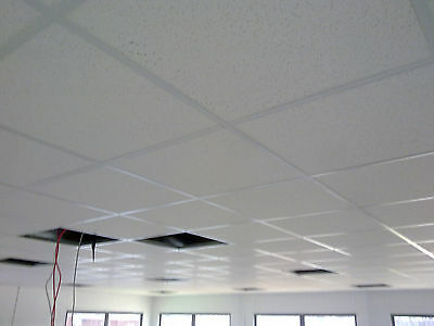 suspended ceiling fitting