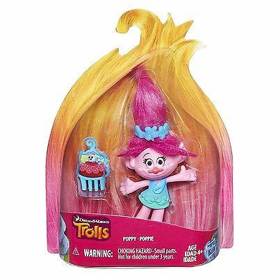 Dreamworks Trolls Collectible Figure - Poppy