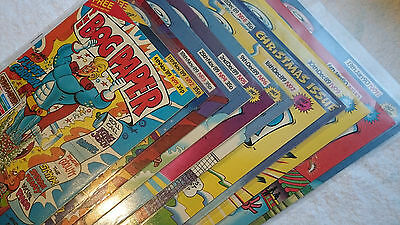 'The Bog Paper' comic (THE COMPLETE COLLECTION: Issues 1-11) ULTRA RARE!!